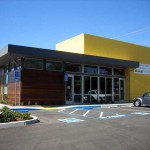 New Wood-frame Commercial Building