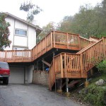 Residence Redwood Deck
